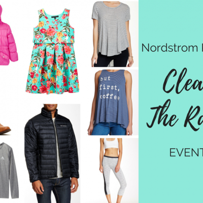 Clear the Rack: A Sale You Don't Want to Miss!