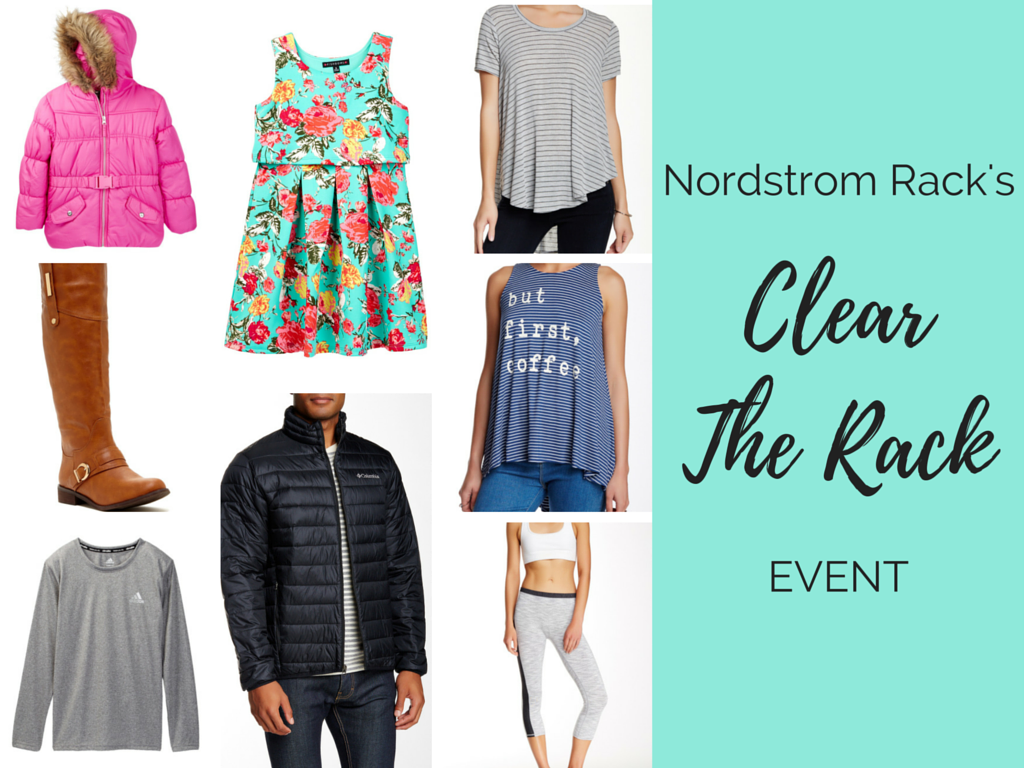 Nordstrom Rack Clear the Rack Event