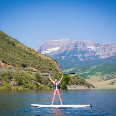 Fish, Dirt, and Fingernails.  The Perfect Girls Getaway in Heber Valley, Utah