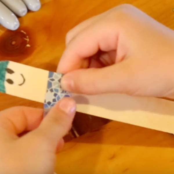 Make Easy and Fun Craft Stick People