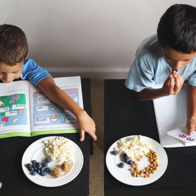 6 Healthy Homework-Time Snacks That Help Kids Focus