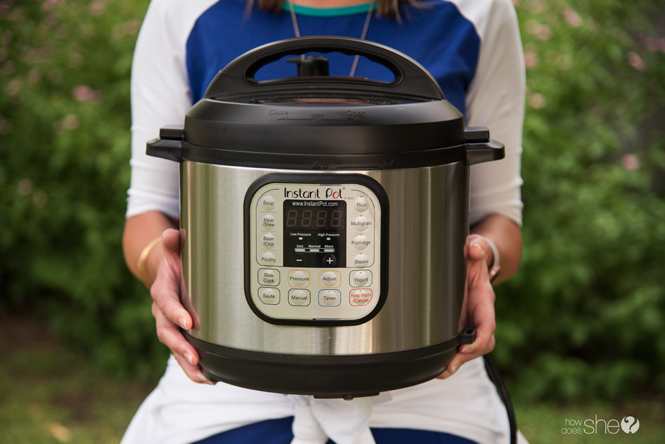 3 Reasons why you should cook using an Instant pot (featured)