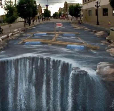 These 3D Paintings Are Crazy!