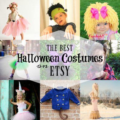 The Best Halloween Costumes for Kids on Etsy