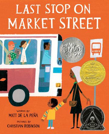 Last Stop on Market Street: Favorite Diverse Picture Books