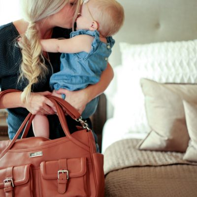 The One Item Every Mom Needs to Invest In – Plus a Lily Jade Diaper Bag Giveaway!