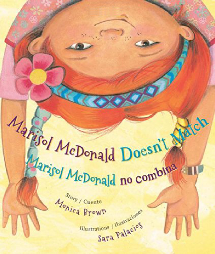 """Marisol McDonald"": Diverse Picture Book"