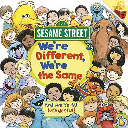 Sesame Street: Best Diverse Books for Kids