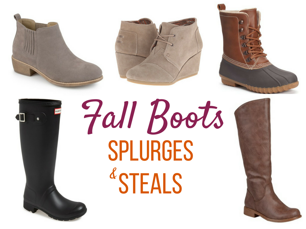 The Fall Boots You Need in Your Wardrobe