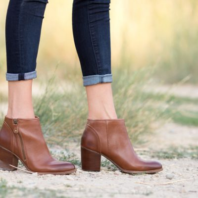 Welcoming Fall with Söfft Shoes