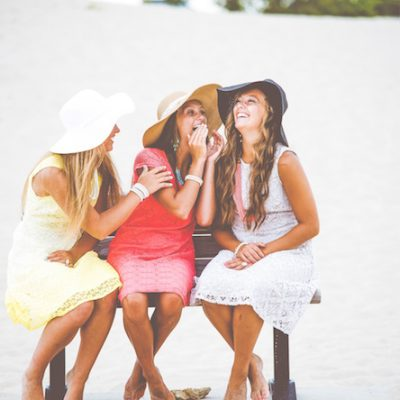 4 Types of Girlfriends You Need in Your Corner