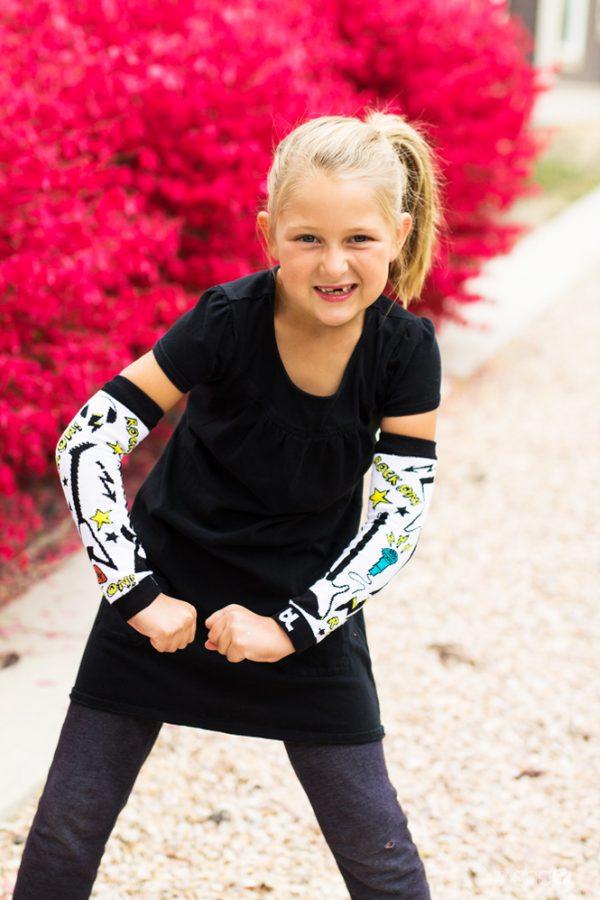 5 ways to Use Baby Leggings