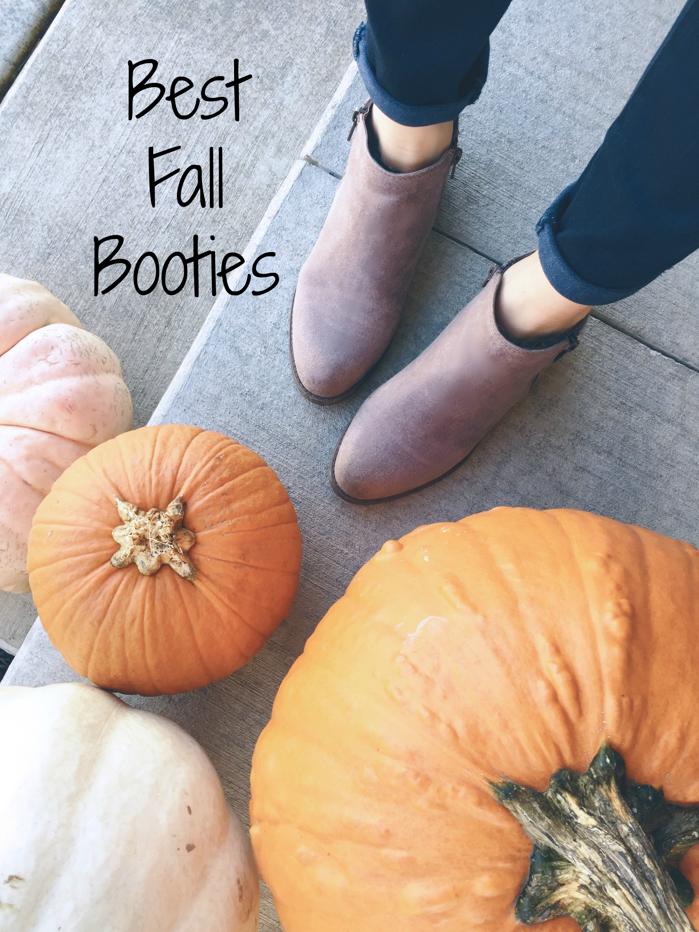best-fall-booties