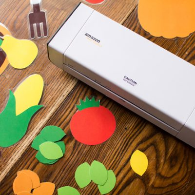 Why you NEED a laminator & an adorable Printable Thanksgiving Play Set!