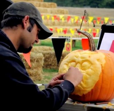 You've Got To See These Pumpkins Come To Life!
