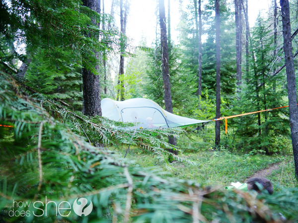 Camping in the air - Take your camping experience to the next level! | howdoesshe.com