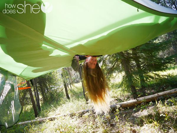 tent head