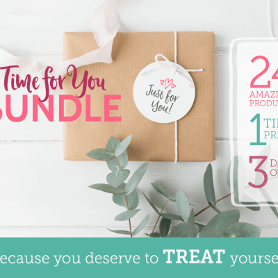 "It's ""Time for You"" to Enjoy an Amazing Bundle!"