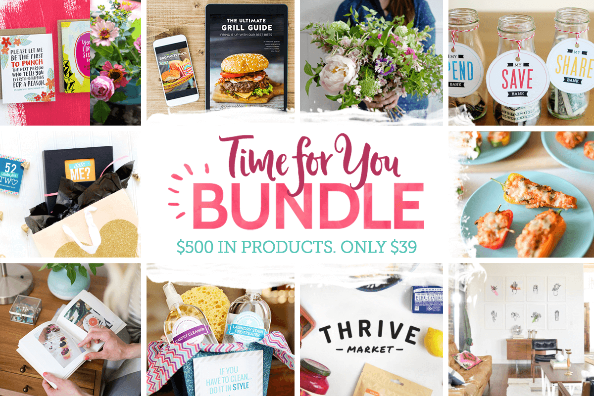time for you bundle