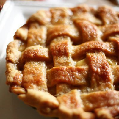 Penny's Perfect Pie Crust {Seriously. It's Perfect}.