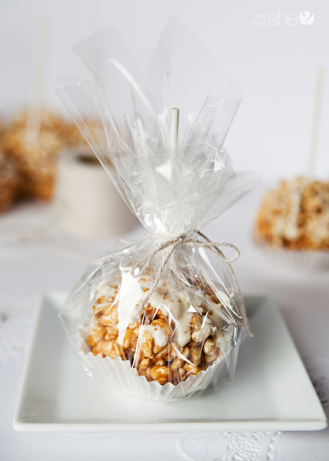 pumpkin-spice-caramel-popcorn-balls-with-white-chocolate-drizzle-13