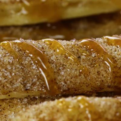 Apple Pie Fries – The Shortcut Way to Enjoy Your Apple Pie