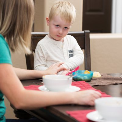 How My Kids Got To Know Me Over Dinner By Unplugging