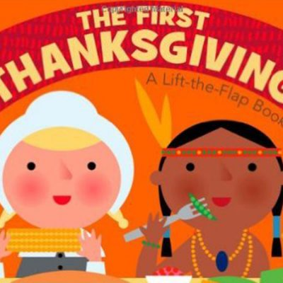 Favorite Thanksgiving Books to Teach Your Children More About Being Thankful
