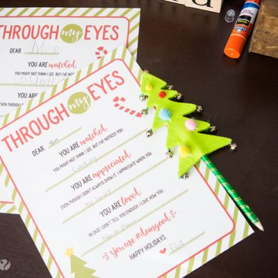 The Big Elf Fail and a *NEW* FREE Printable Gift To Warm Your Heart
