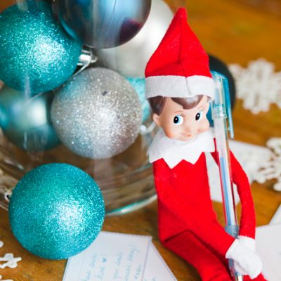 Repurpose Elf on the Shelf: 30 Days of Kindness