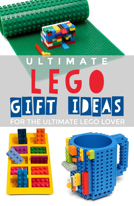 Unique Lego Gift Ideas For The Ultimate Lego Lover How