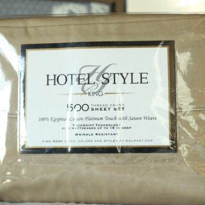 Get Luxury for Less with NEW Hotel Style by Walmart