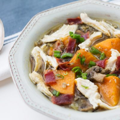 Heart-healthy Chicken Sweet Potato Stew: Try this recipe to lose weight