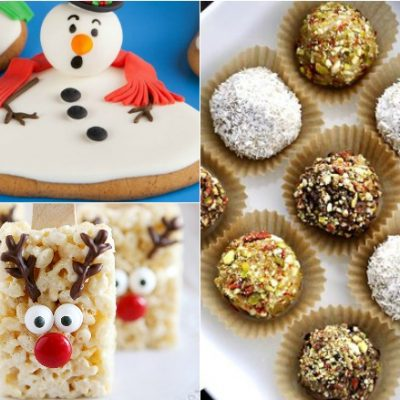 Santa's Bake Shop: 12 Yummy Christmas Goodies To Put on Your Gift Plates