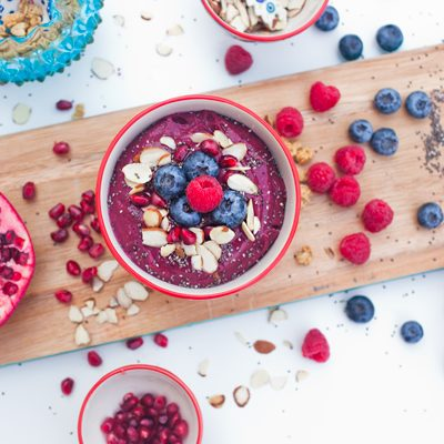 Shake Up Your Protein Shake with Smoothie Bowls