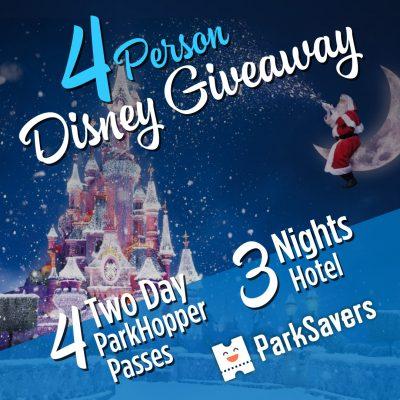 Win A Trip to Disney!