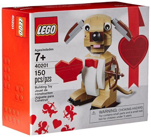 Valentine's Day gifts for kids lego set