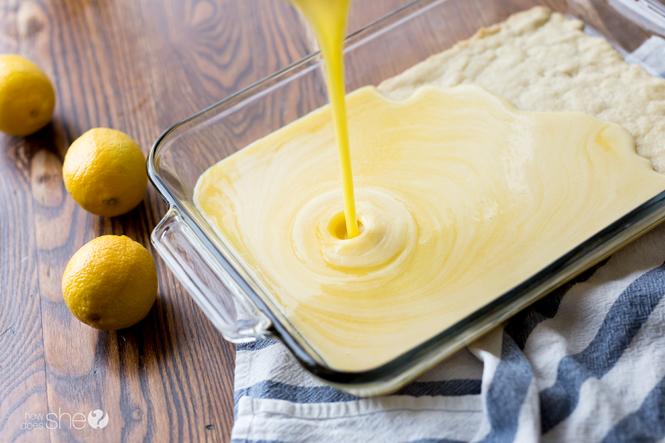 best ever lemon bars