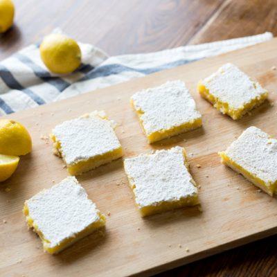 Honest-to-goodness Best EVER Lemon Bars