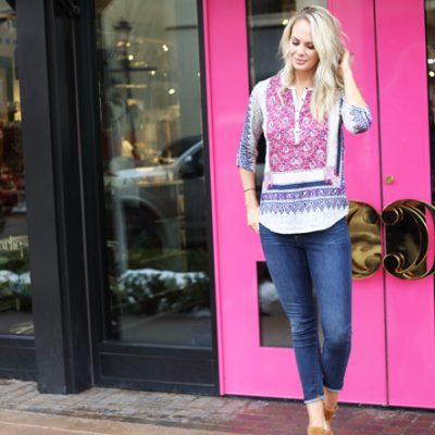 Lucky Brand New Spring Arrivals