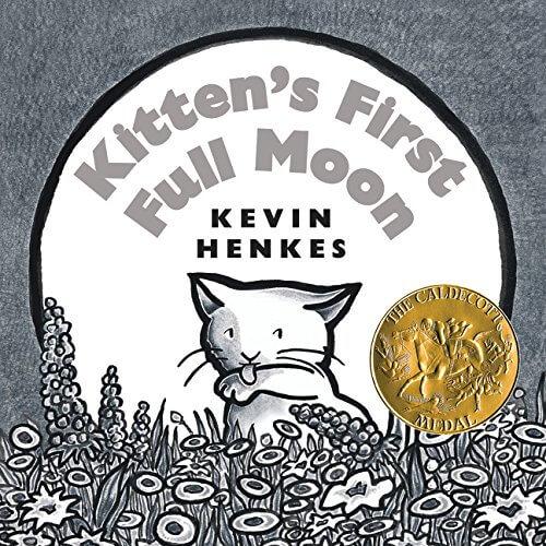 Baby Board Books - Kitten's First Full Moon