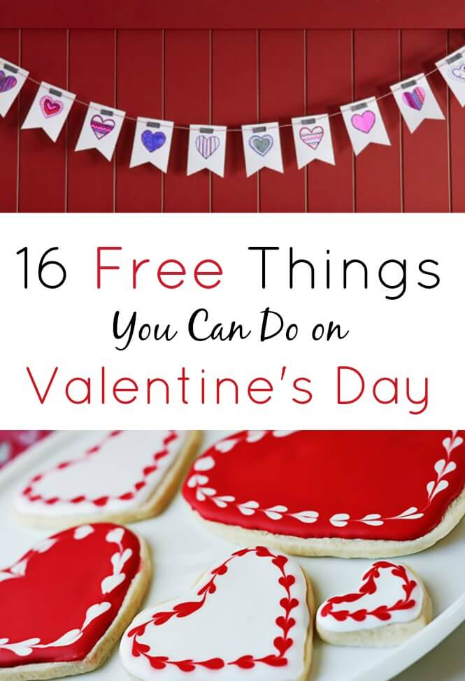 16 free things to do on valentine s day for Great things to do for valentines day