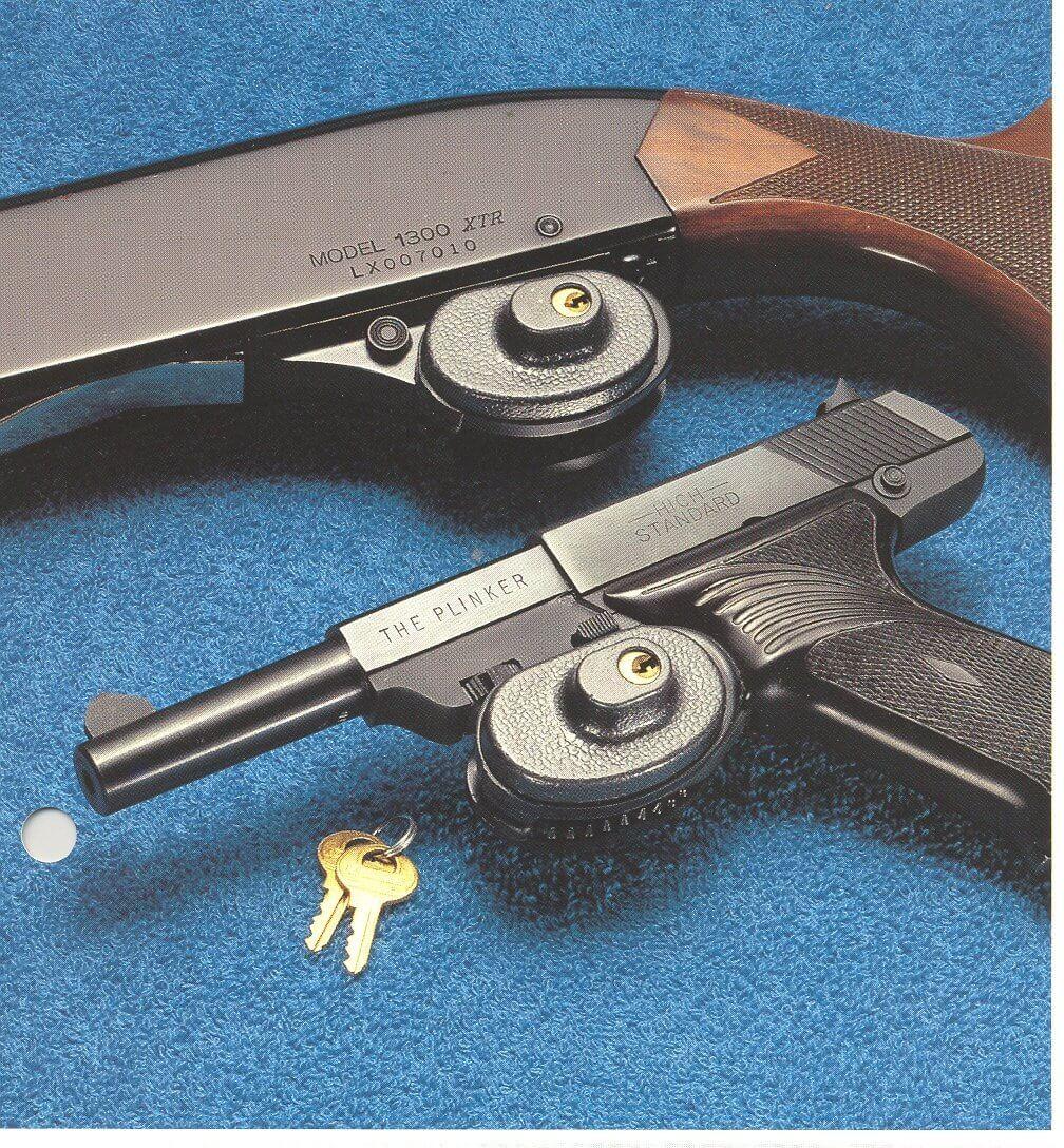 Gun Safety Locks : Gun in the home keep kids safe even if at a friend s