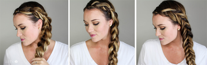 Hello Savanah Of Bold Beautiful Life Here Again Today I Want To Show You 3 Ways Perfect A Side Braid Braids Are My Go Especially When Dont