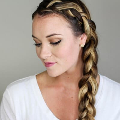 3 Ways to Perfect a Side Braid