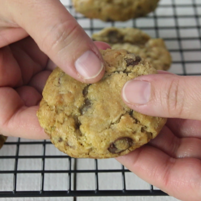 Have You Tried Our Coconut Chocolate Chip Cookies Yet?