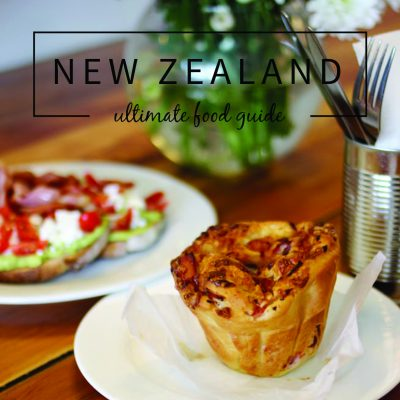 The Ultimate New Zealand Food Guide