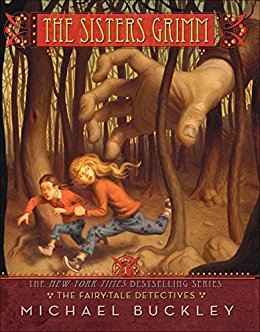 Books like Harry Potter including The Sisters Grimm