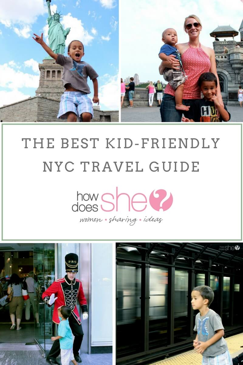 Travel tips nyc with kids for Best places to visit in nyc with kids
