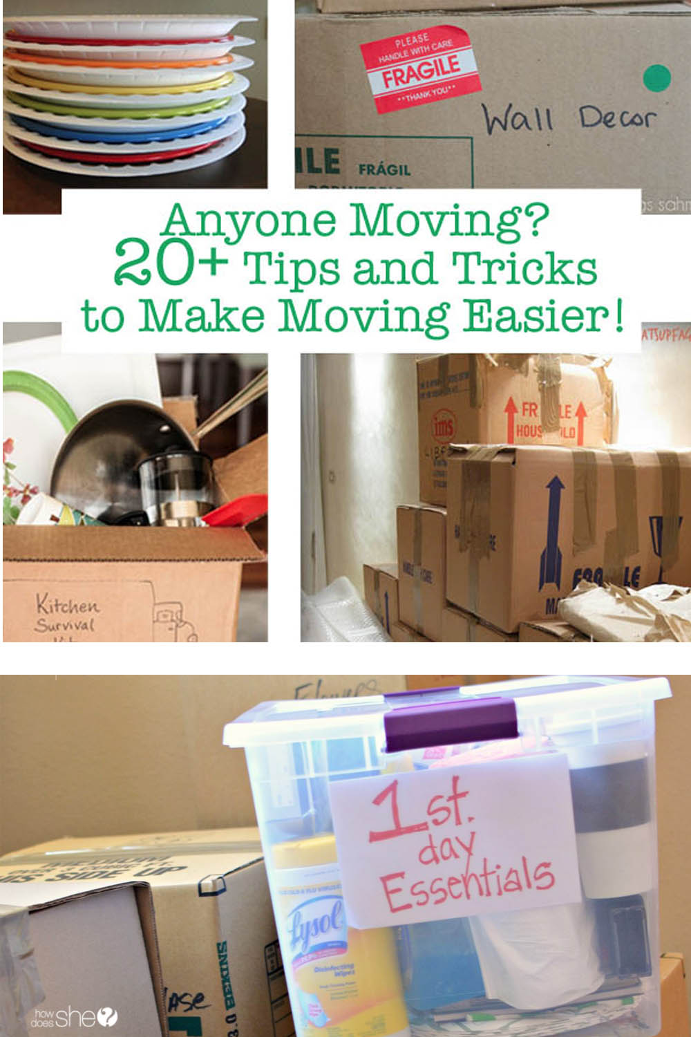 41 Moving And Packing Tips To Make Your ...makespace.com